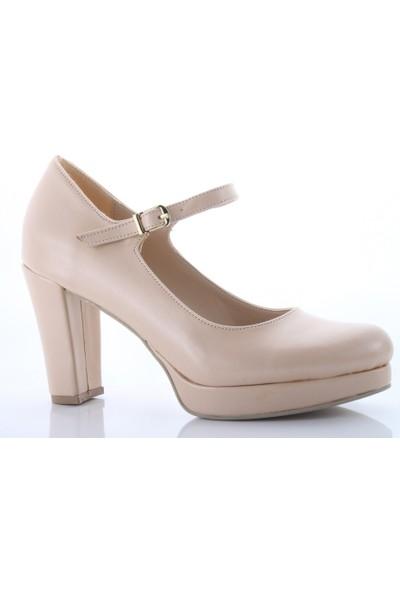 Almera 1738-15P Kadın Günlük Ayakkabı
