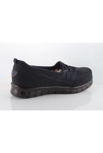 Forelli 61014 Kadın Lacivert Spor Ayakkabı