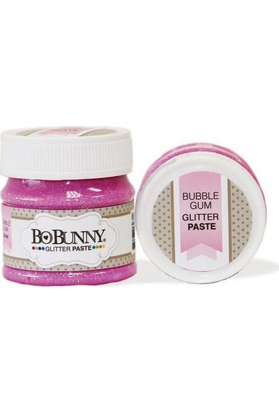 Bobunny Bubble Gum Glitter Paste