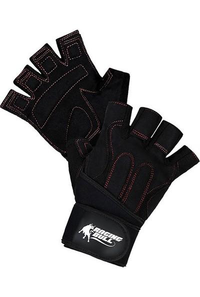 Raging Bull Xtreme Wrist Wrap Fitness / Ağırlık Eldiveni Siyah Kırmızı