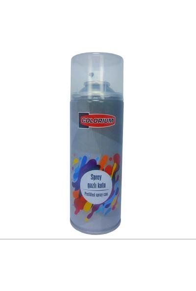 Colorium Plasti Dip 400 Gr Parlak Metalik Gri Sökülebilir Kauçuk Sprey Boya