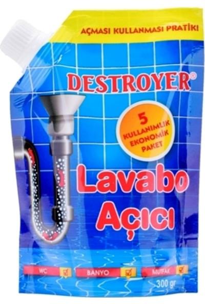 Destroyer 300 Gram Granül Lavabo Açıcı