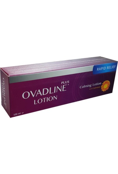 Ametis Ovadline Plus Losyon 100gr.