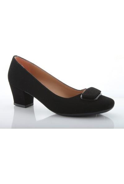 Nur Rose 8681 Süet Kadın Günlük Ayakkabı