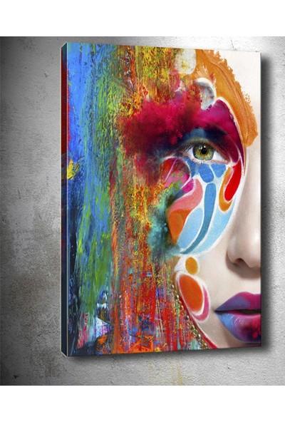 Tablocenter Dekoratif Kanvas Tablo 30 x 40 cm