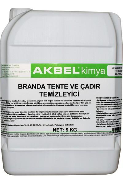 Akbel Branda Tente Ve Çadır Temizleyici 5 kg