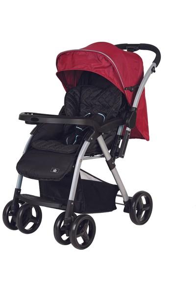 Sunny Baby Bella Çift Yönlü Bebek Arabası Bordo