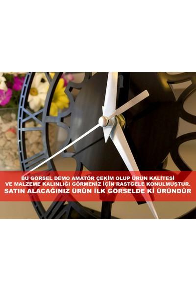Homecept Homecepr Organik Roma Rakamlı Masa Saati
