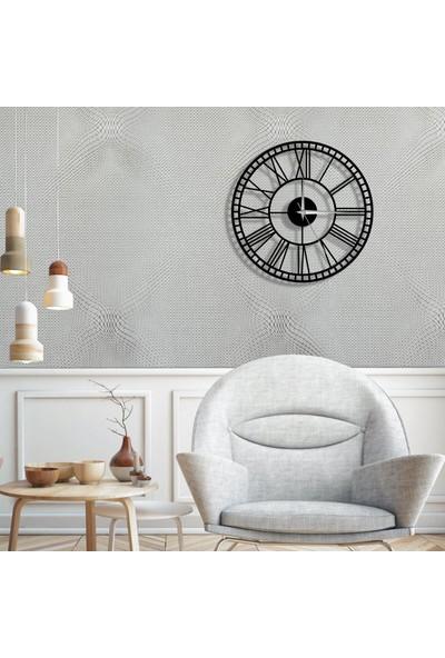 Tablo Art House ahşap Duvar Saati Roma Rakamlı