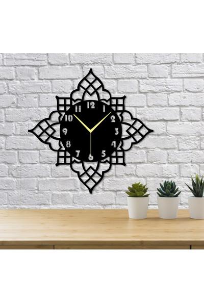 Homecept Dantel Design Dekoratif Duvar Saati