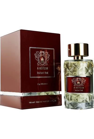 A Heysem İnstant Red Edp Kadın Parfüm 100 ml