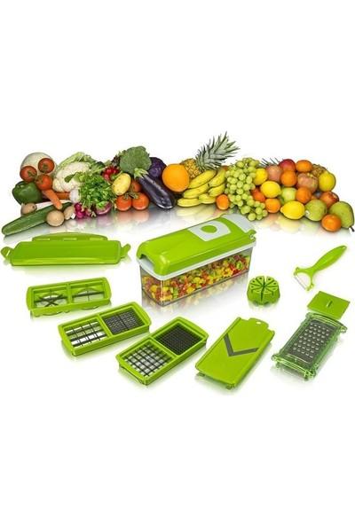 Fency Cutter Meyve&Sebze Doğrayıcı Dilimleyici Rende