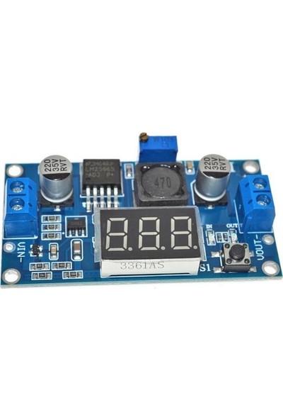 Bakay Lm2596S Dc-Dc Voltaj Düşürücü Modül -