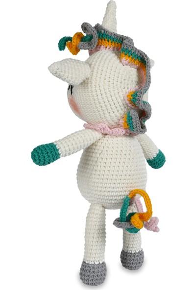 Jale Amigurumi Oyuncak Unicorn