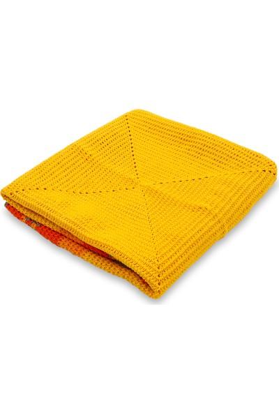 Jale Sarı Tomurcuk Bebek Battaniye
