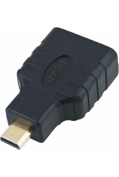 Bst Micro Hdmi To Hdmi Çevirici Dönüştürücü Adaptör