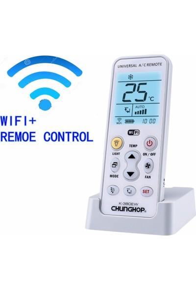 Chunghop K-380Ew Klima Wifi Kumandası