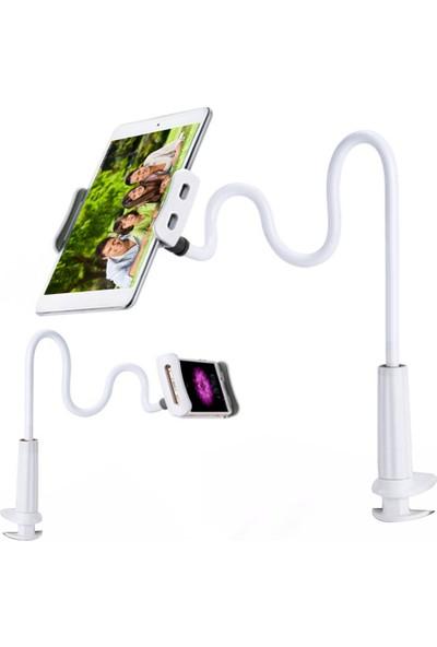 imount Periscope Tablet Ve Telefon Tutucu Esnek Ofis Masa Yatak