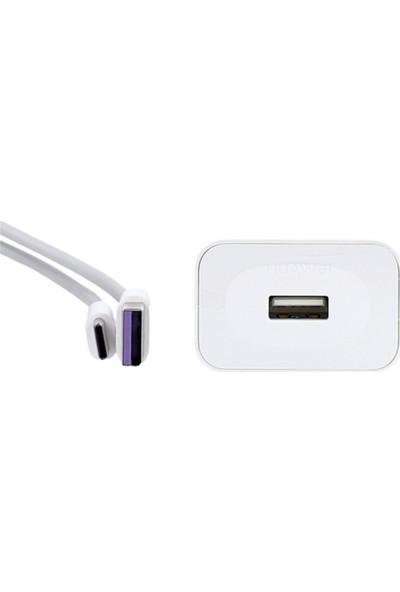 Huawei SuperCharge™ 40W Hızlı Şarj Aleti + Type-C Kablo - Cp84