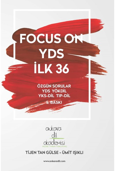 Focus On YDS İlk 36