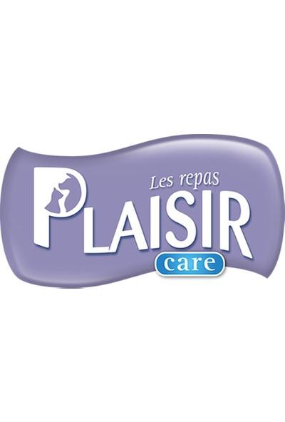 Plaisir Alabalıklı & Karidesli Parça Etli Soslu Yaş Kedi Maması 100 gr (12Al 10 Öde)