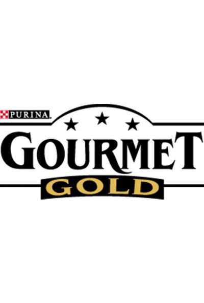 Purina Gourmet Gold Kıyılmış Sığır Etli Yaş Kedi Maması 85 gr (12 Al 10 Öde)