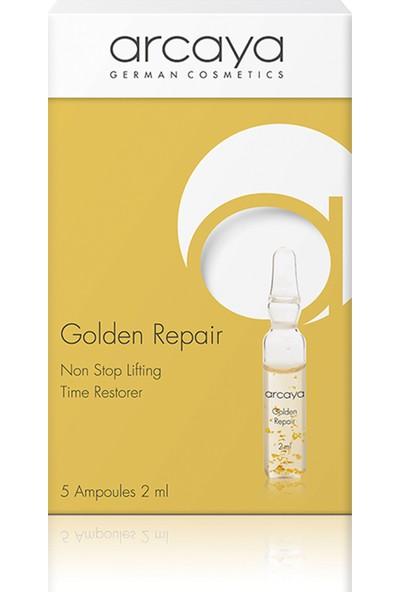 Arcaya Golden Repair Ampul 1 Kutu(5adet)