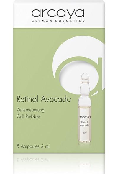Arcaya Retinol Avocado Ampul 1 Kutu(5Adet)