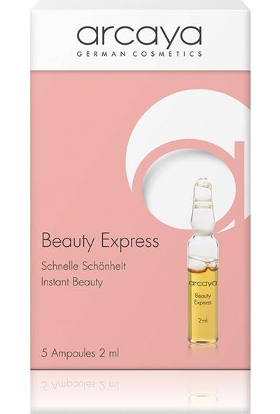Arcaya Beauty Express Ampul 1 Kutu(5adet)