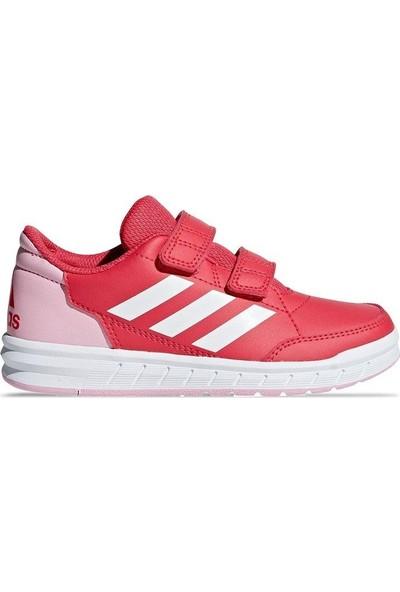 Adidas Çocuk Günlük Ayakkabı Altasport Cf K D96824 Pembe