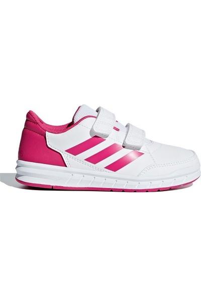3126cf291 Adidas Çocuk Günlük Ayakkabı Altasport Cf K D96828 Beyaz ...