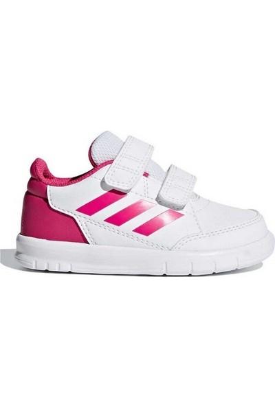 Adidas Bebek Günlük Ayakkabı Altasport Cf I D96846 Beyaz