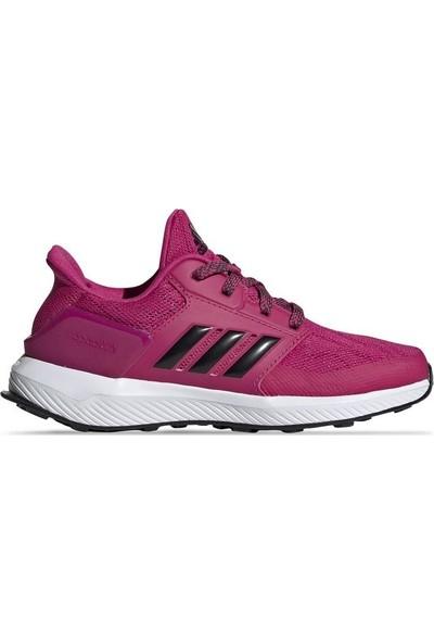 Adidas Genç Koşu Ayakkabısı Spor Pembe D97085 Rapidarun K