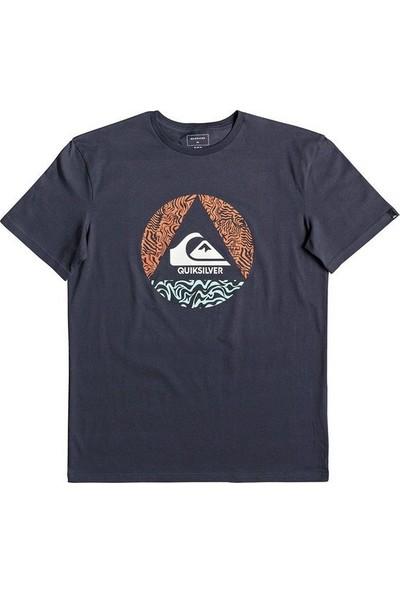 Quiksilver Erkek T-Shirt Caplanepourmoss M Tees Eqyzt05256-B