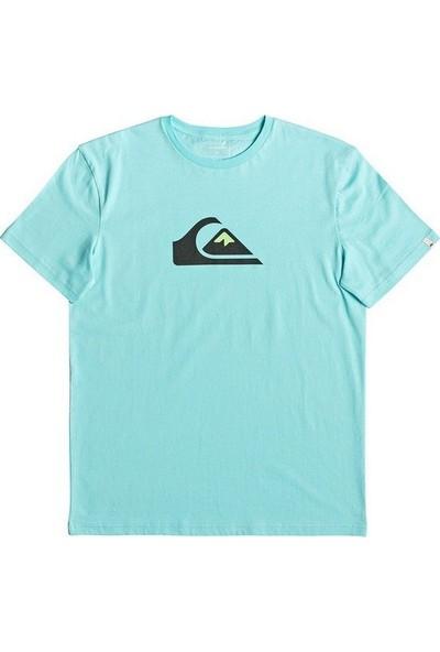 Quiksilver Erkek T-Shirt Mandwsstee M Tees Eqyzt05262-Bzg0