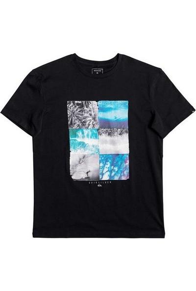 Quiksilver Erkek T-Shirt Photofunss M Tees Eqyzt05266-Kvj0