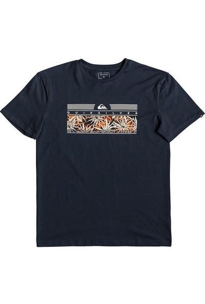 Quiksilver Erkek T-Shirt Thejungless M Tees Eqyzt05267-Bst0