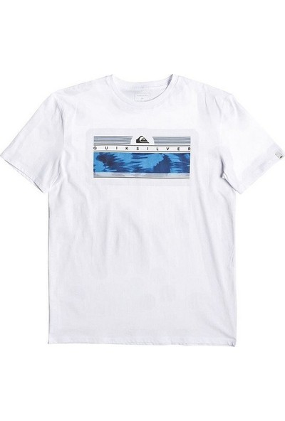 Quiksilver Erkek T-Shirt Thejungless M Tees Eqyzt05267-Wbb0