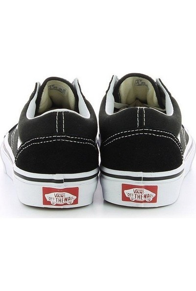 Vans Çocuk Ayakkabı Uy Old Skool VN000W9T6BT1 Siyah