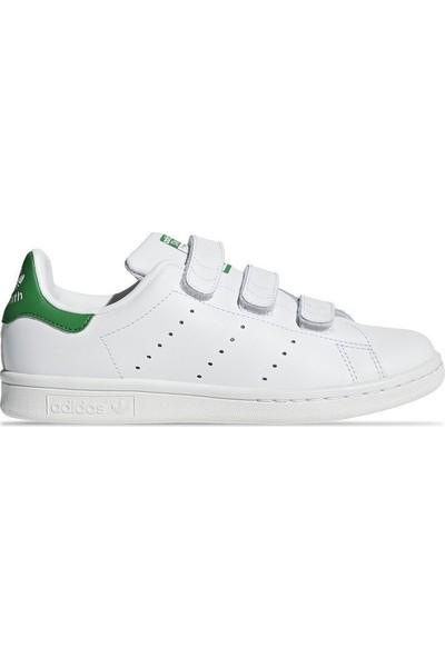 Adidas Çocuk Günlük Ayakkabi Stan Smith Cf J S82702 Beyaz