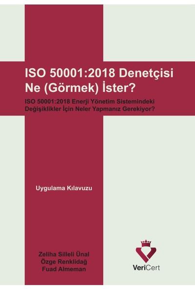 ISO 50001 - 2018 Denetçisi Ne (Görmek) İster?