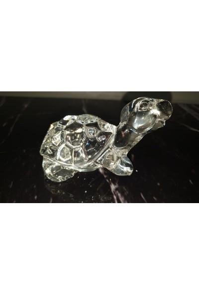 Bohemia Crystal Kristal Kaplumbağa Obje