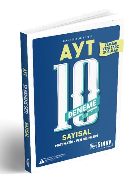 AYT Sayısal 10 Deneme Seti