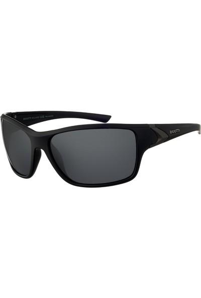 Bigotti Milano BM1093-2 Polarize Camlı Kemik Erkek Güneş Gözlüğü