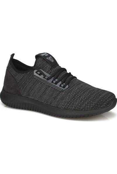 Wand Siyah Erkek Ayakkabı Sneaker