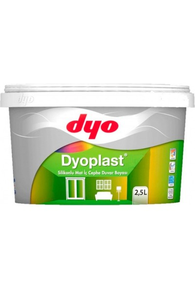 Dyo Dyoplast 0.75 Lt Beyaz
