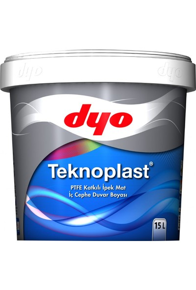 Dyo Teknoplast 15 Lt Alaçatı