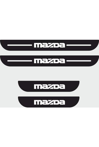 Appcity Mazda 2 Plastik Kapı Eşiği