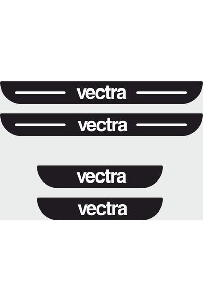 Appcity Opel Vectra Plastik Kapı Eşiği