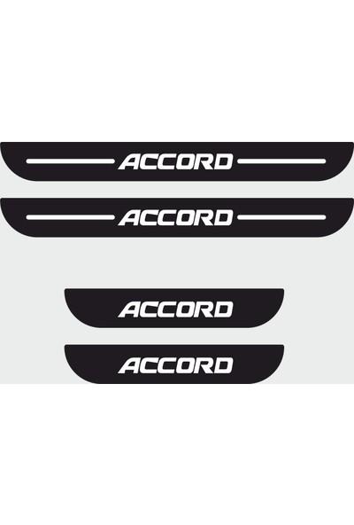 Appcity Honda Accord Plastik Kapı Eşiği